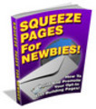 Thumbnail Squeeze Pages For Newbies (PLR)