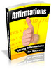 Thumbnail Using Affirmations for Success (MRR)