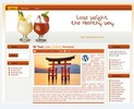 Thumbnail Weight Loss WP HTML Blogger Blog 02 (MRR)
