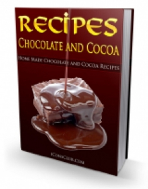 Product picture *NEW* Chocolate And Cocoa Recipes