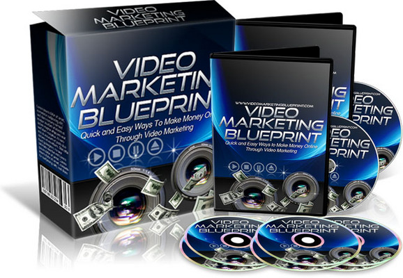 Product picture Video Marketing Blueprint Videos