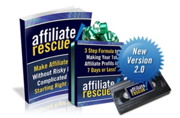 Product picture Affiliate Rescue