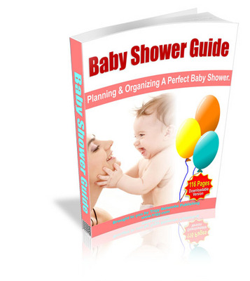Product picture Baby Shower Guide