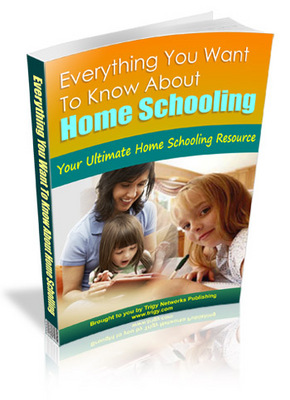 Product picture Everything You Want To Know About Home Schooling