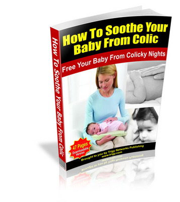 Product picture How To Soothe Your Baby From Colic?