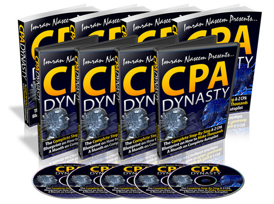 Product picture CPA Dynasty Imran Naseem (MRR)