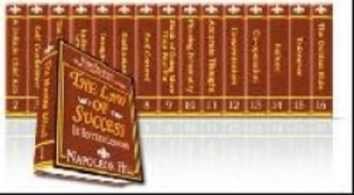 Product picture The Law Of Success In 16 Lessons